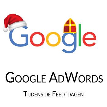 Google AdWords tijdens de feestdagen