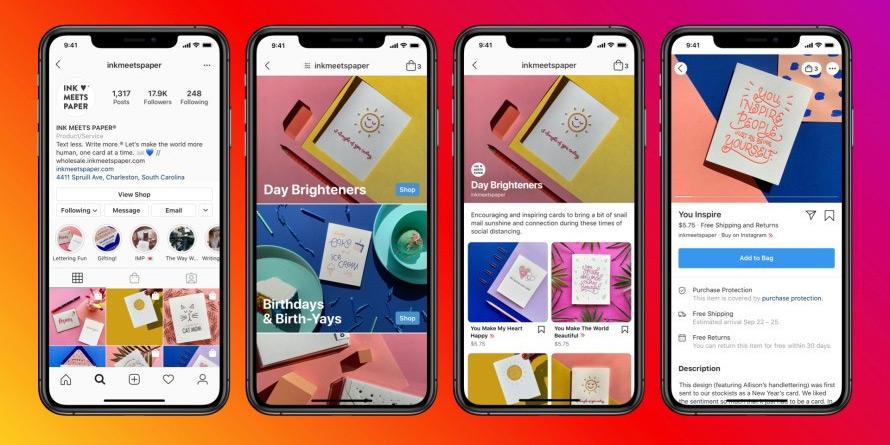 NIEUW: Een gratis Facebook-winkel