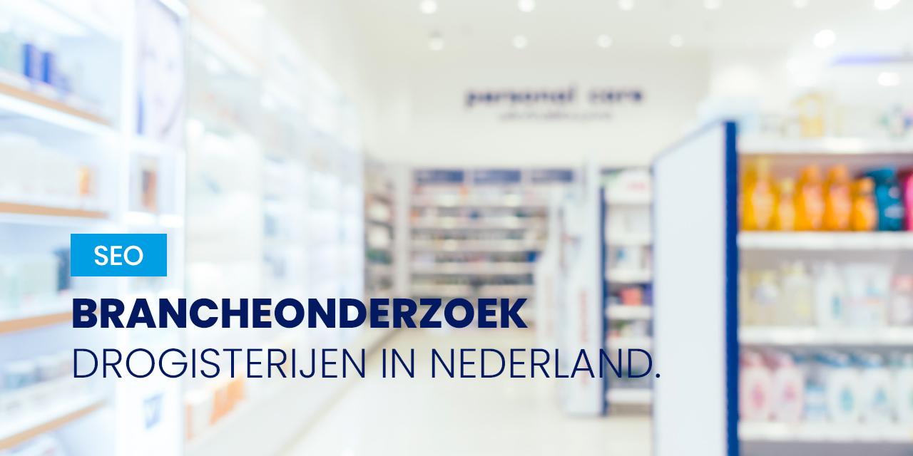 Drogisterijen in Nederland (SEO)