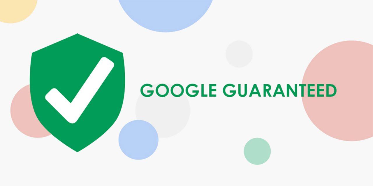 GESPOT: Google Guaranteed badge in Google Mijn Bedrijf