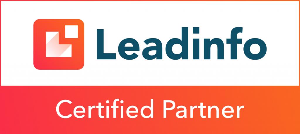 Parter badge Leadinfo